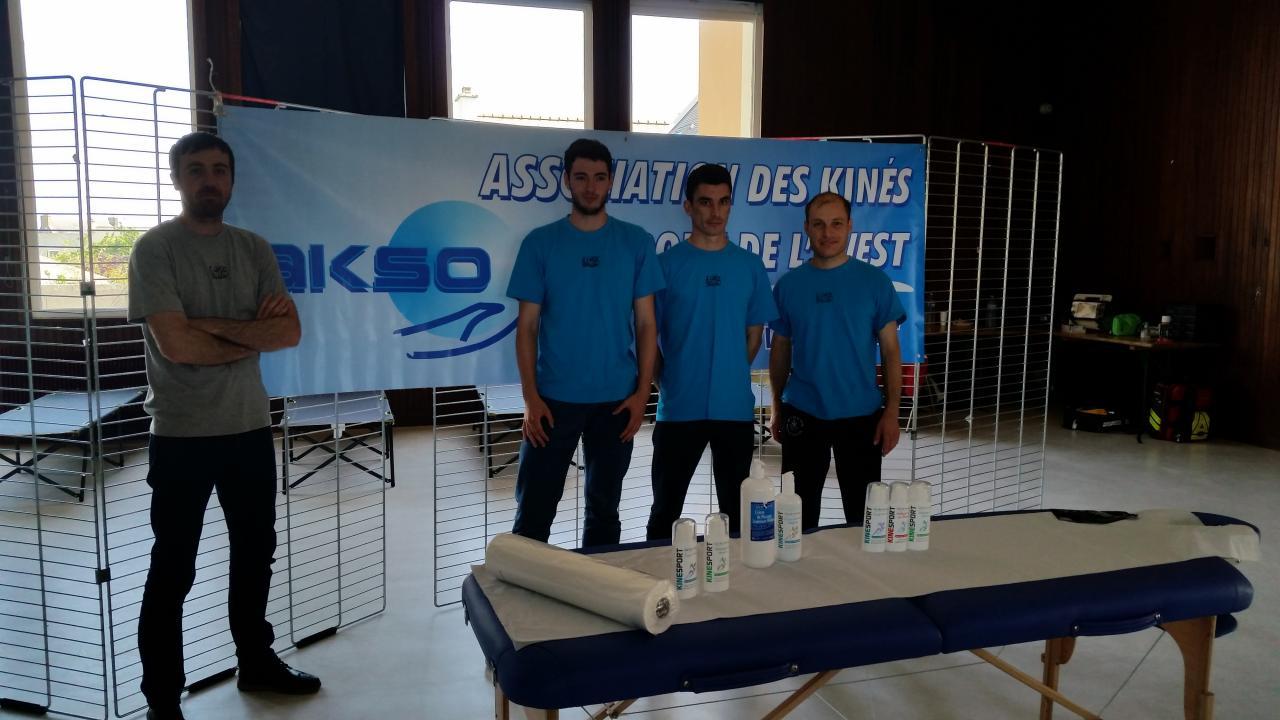 La collaboration de l'AKSO avec les étudiants de Brest sera renouvelée l'année prochaine