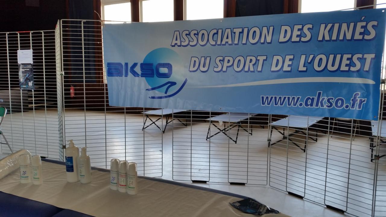 L'AKSO était partenaire pour la 2ème fois de la Transléonarde