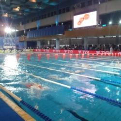 La piscine olympique de compétition de Rennes