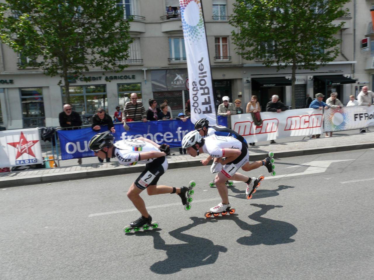 Les premiers : le champion de Belgique Bart Swings